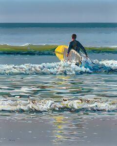 Josef Kote, 'Catching A Wave', 2021