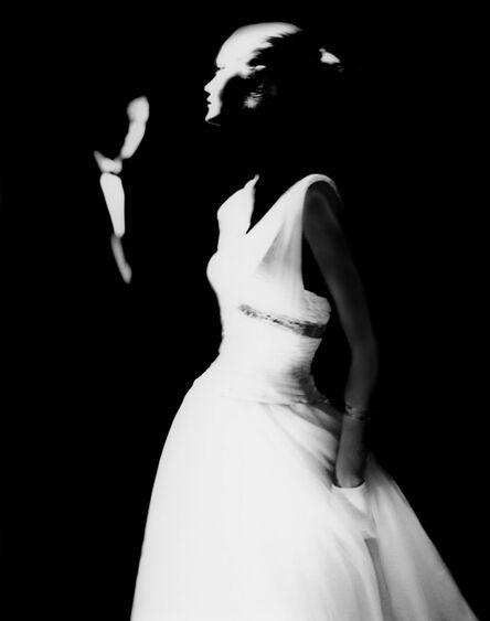 Lillian Bassman, 'Margie Cato, Junior Bazaar', 1950