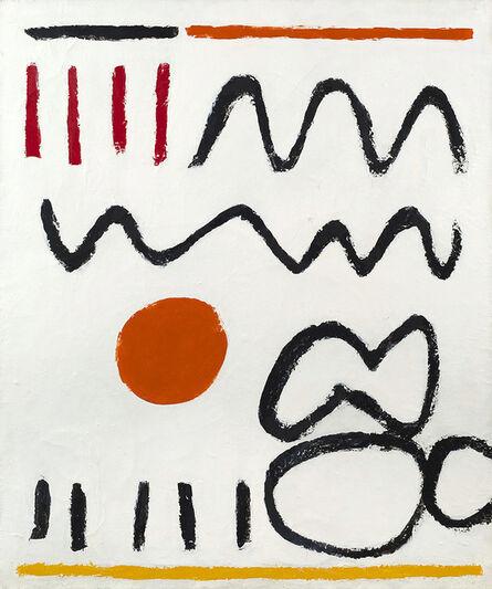 Raymond Hendler, 'Promenade (No. 10)', 1963