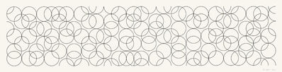 Bridget Riley, 'Composition With Circles 4 (2004) (signed)', 2004