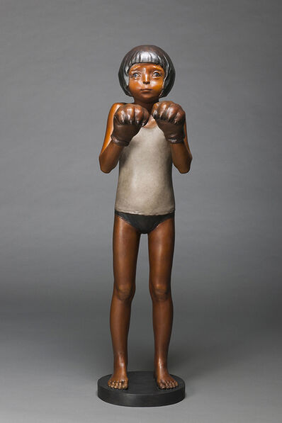Yan Shilin 颜石林, 'The Boxer', 2013