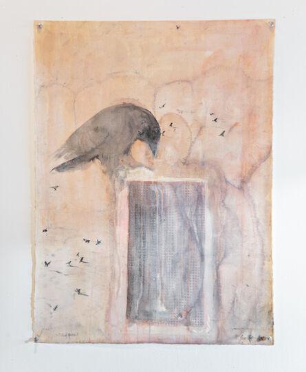 Jane Rosen, 'PINK RAVEN', 2009