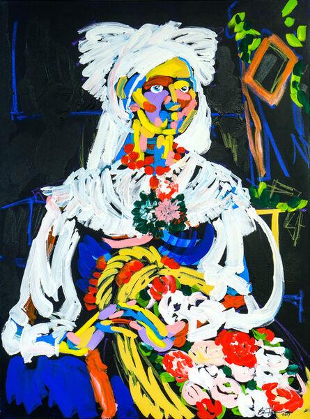 Bradley Theodore, 'Flowers and Love ', 2017