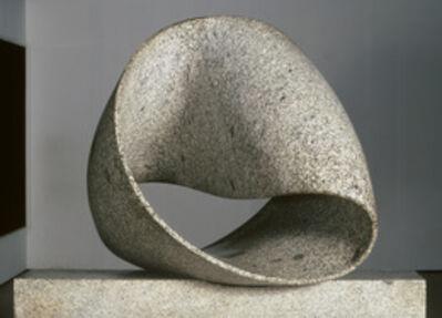 Max Bill, 'Endless Ribbon, Version IV', 1961-1962