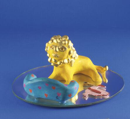 Niki de Saint Phalle, 'Le repas du Lion', nd