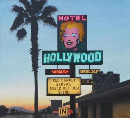 Ben Steele, 'Hotel Hollywood', 2017