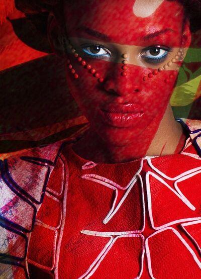 Namsa Leuba, 'Jessica, from the series NGL ', 2015