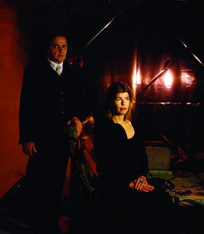 Clegg & Guttmann, 'Matrimonial portrait of the Gallery Owners', 2006