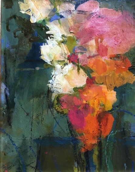 Cynthia Packard, 'Flowers 4', 2016