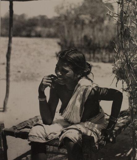 Sunil Janah, 'Santal Woman, Bihar', 1940-1960