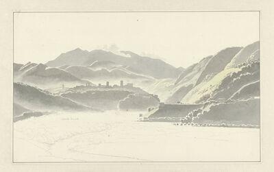 Josephus Augustus Knip, 'The Temple of Vesta in Rome', 1809-1812