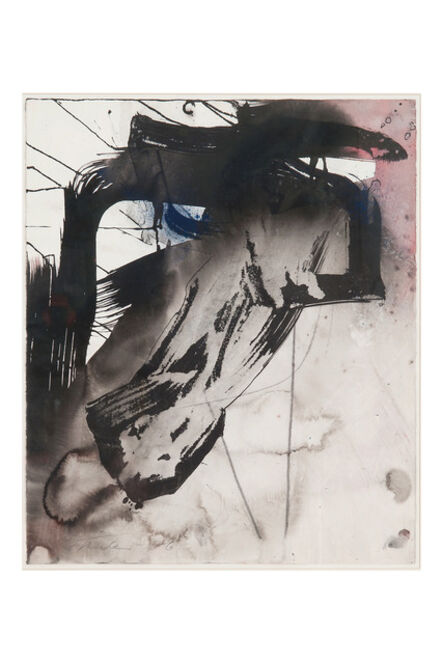 Fred Thieler, 'NLX U6-07 III/76', 1976