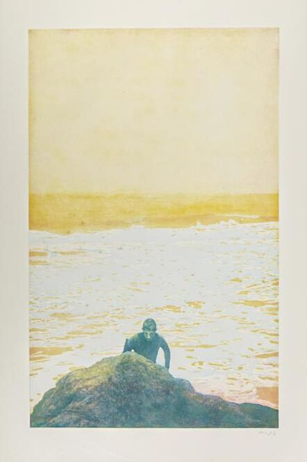 Peter Doig, 'SURFER. From 100 Years Ago.', 2000/01
