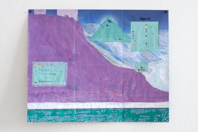 Jocko Weyland, 'Diamond Peak (Blue Sky)', 2013