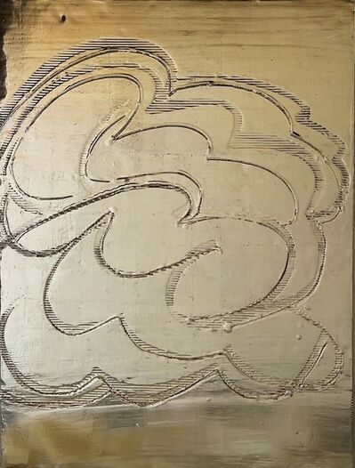 Nancy Lorenz, 'Moon Gold Cloud', 2021