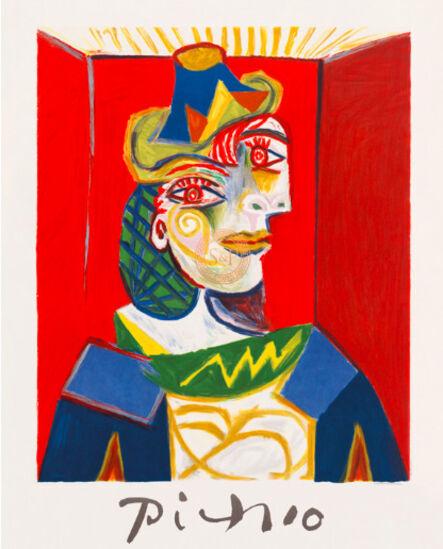 Pablo Picasso, 'Buste de Femme', 1979-1982