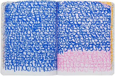 Jenny Crowe, 'Daily Journal Composition Book', 2016