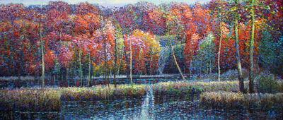 Shi Le, 'Oxtongue Lake'