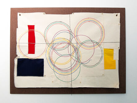 Pierre le Riche, 'Circling the Answers', 2020