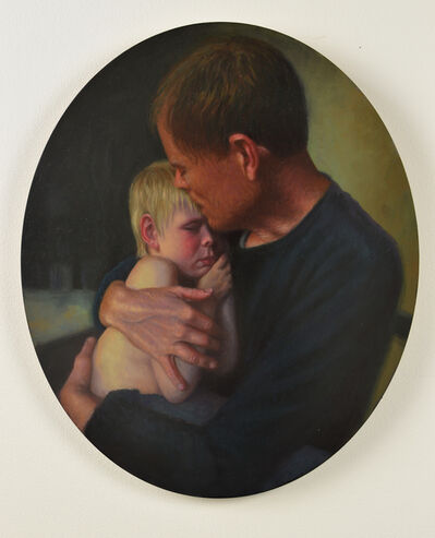 Francien Krieg, 'Fathers', 2018