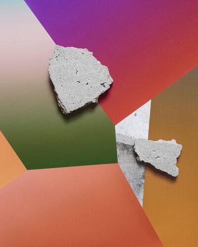 Vivian Cooper Smith, 'Concrete Compositions (Series 3) #2', 2015