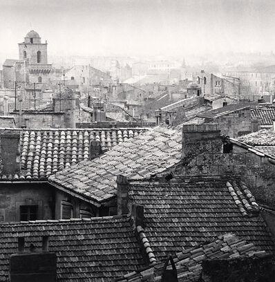 Michael Kenna, 'Rooftop View, Arles', 1987