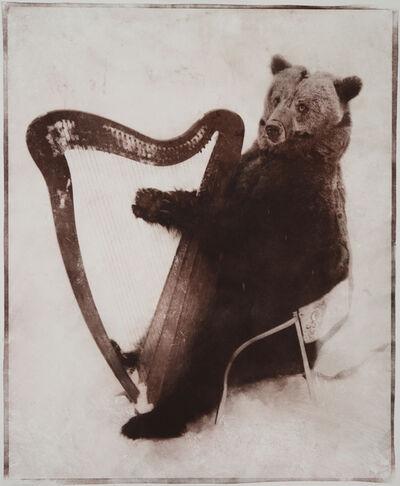 Gregori Maiofis, 'Funt with harp #2', 2017