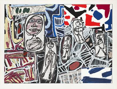 Jean Dubuffet, 'Faits mémorables 2', 1978
