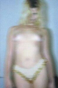 Thomas Ruff, 'Nudes yv16', 2001
