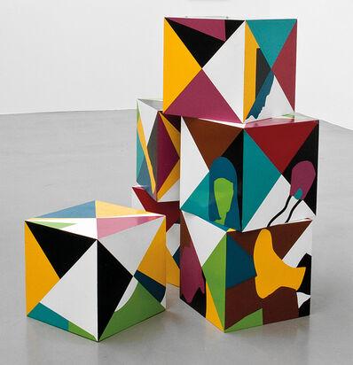 Teresa Burga, 'Cubes', 1968