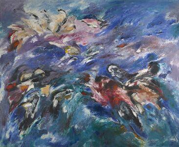 Sonia Gechtoff, 'The Beginning', 1960