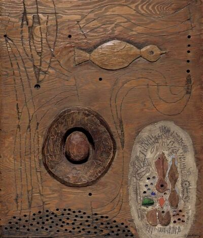 Julio Alpuy, 'Paisaje biológico', 1964