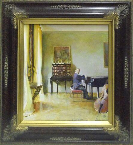 Konstantin Bessmertny, 'Music Lesson'