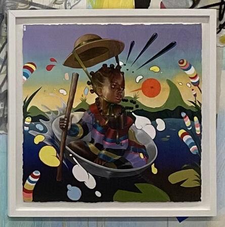 Kayla Mahaffey, 'Rock the Boat', 2020