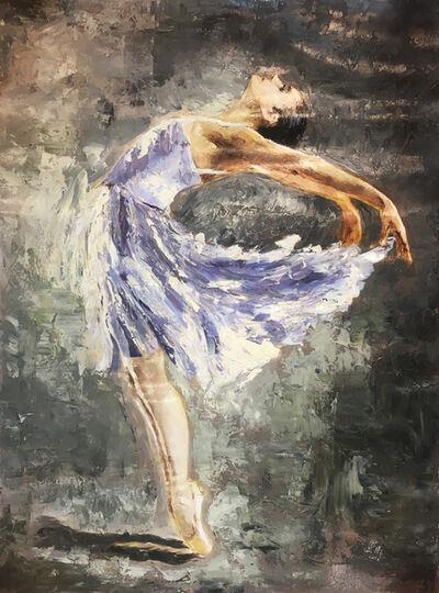 Elena Bond, 'Dancing on a Cloud', N/A