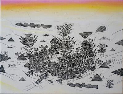Shu-Kai Lin, 'The Balcony City Civillization- The manor without backdoors', 2017