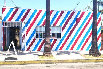 Mario Ybarra. Jr., 'Barbershop...', 2014