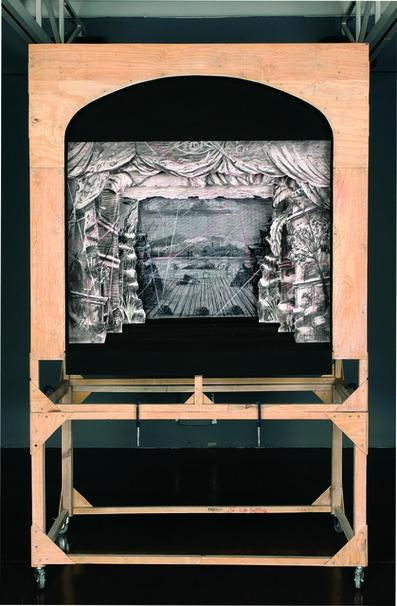 William Kentridge, 'Preparing the Flute', 2005