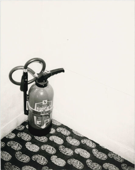 Andy Warhol, 'Fire Extinguisher ', 1980s