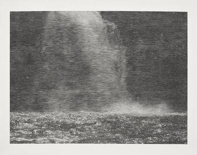 Christiane Baumgartner, 'Silver Rain V', 2019