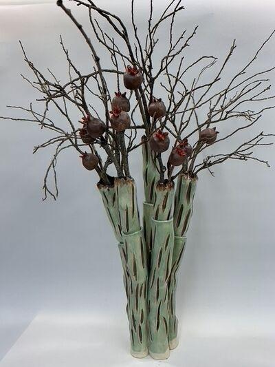 Maree Cheatham, 'Cactus Vases', 2020