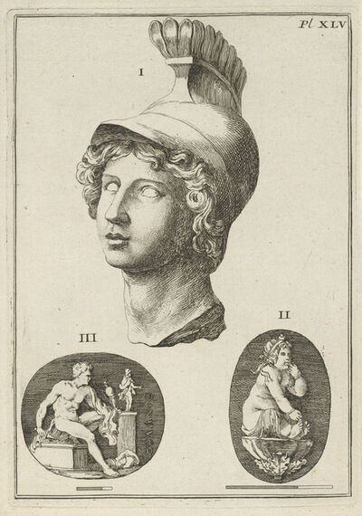 comte de Anne-Claude-Philippe de Tubières Caylus, '[Plate 45]', 1756