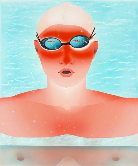 Yang-Tsung Fan, 'Swimming Pool Sereis-Breath', 2015