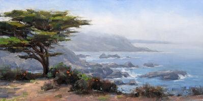 Dave Santillanes, 'The Cypress, Study', 2015