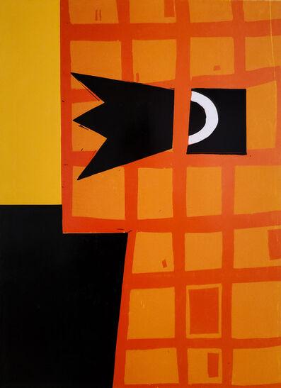 Charlie Hewitt, 'Red Head', 2020