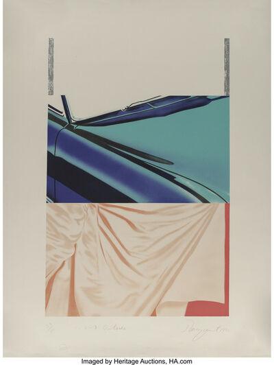 James Rosenquist, '1-2-3 Oustide', 1972