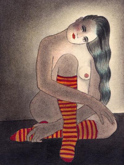 Corinne von Lebusa, 'Chandelle de la Nuit', 2016