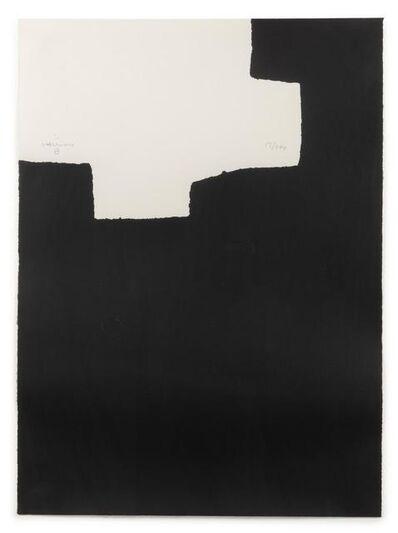 Eduardo Chillida, 'Untitled'