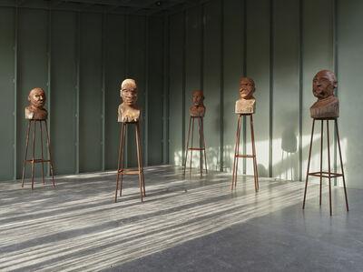 Kader Attia, 'Gueules cassées', 2014