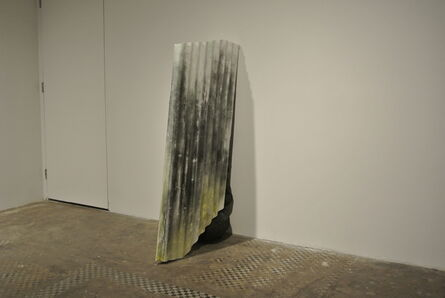 Mary Kate Maher, 'Retainer with compressed corrugation', 2014